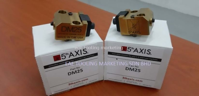 5th Axis Dovetail Fixtures DM25