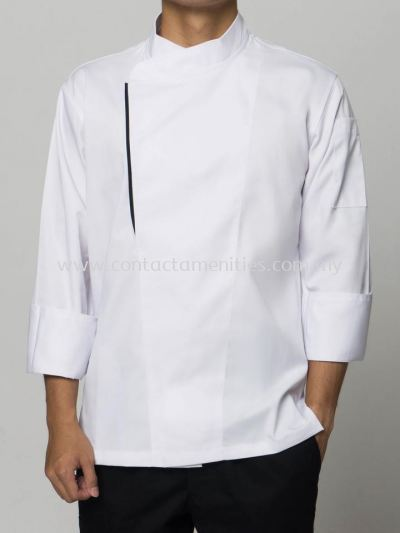 Basil (L/Sleeve-White)