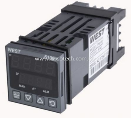 West Temperature Controller, Model : P6100-2110002