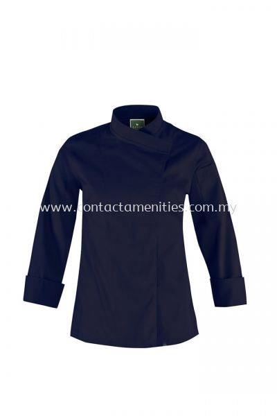 Rosemary (Female-L/Sleeve-Navy Blue)