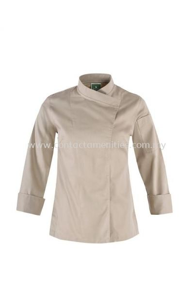 Rosemary (Female-L/Sleeve-Khaki)
