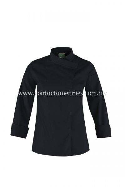 Rosemary (Female-L/Sleeve-Black)