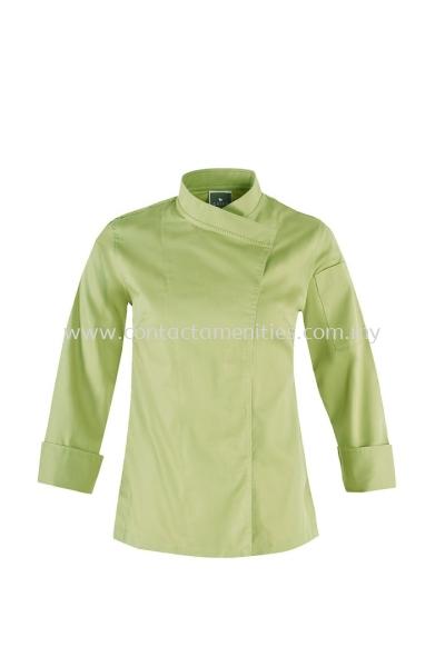 Rosemary (Female-L/Sleeve-Green)