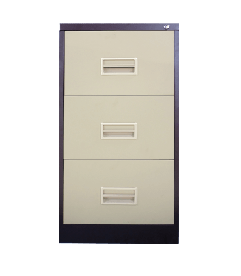 3 Drawers Filing Cabinet S106/BB