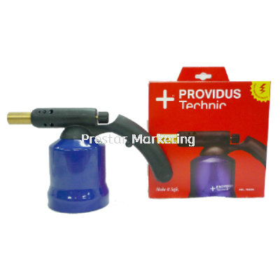 PROVIDUS PG400M - BLOW TORCH, STEEL CUP PIEZO WITH BUILT-IN IGNITION