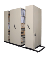 Mobile Compactor Hand Push  Steel Cupboard Steel  Office Furniture
