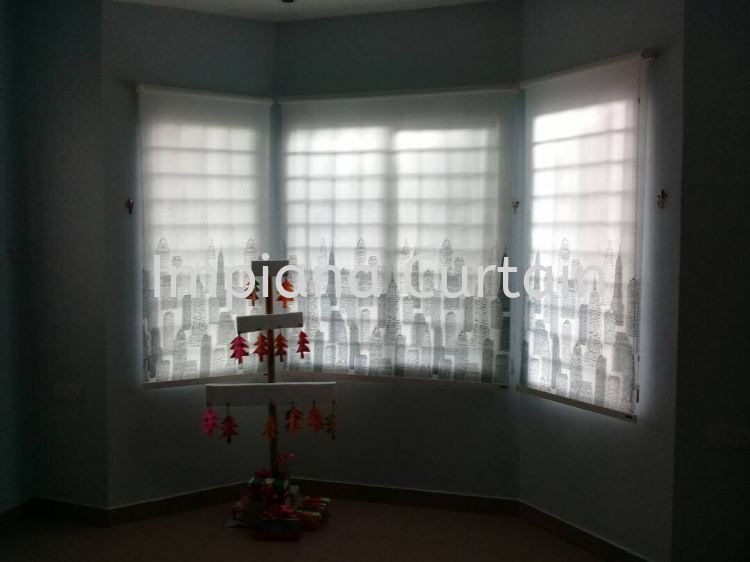 Roller Blinds - Japan Mechanism