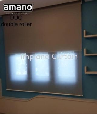 Roller Blinds - Japan Mechanism