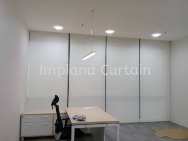 Roller Blinds - Translucent & Blackout