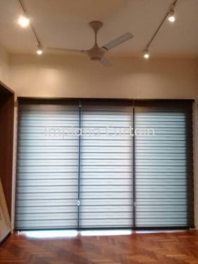 Zebra Blinds - Translucent