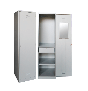 1 Compartment Steel Locker SCM-0002
