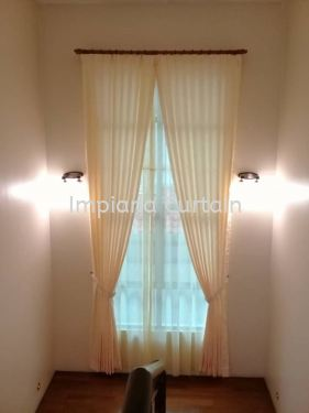 Curtain Double Volume
