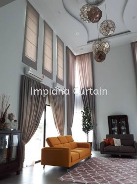 Curtain Double Volume