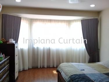 Curtain Wave Pleat