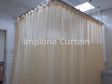 Hospital Curtain & Track