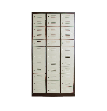 36 Compartment Steel Locker SCM-0003