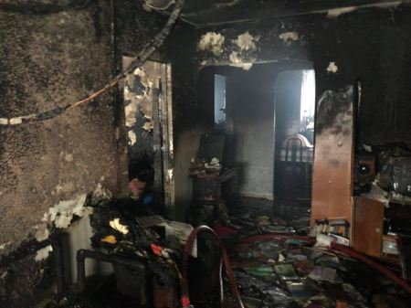 Teenager, firefighter suffer burns in Woodlands fire