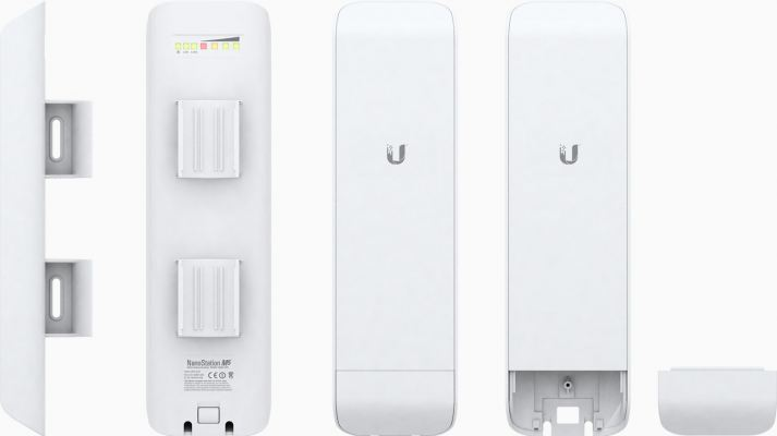 Ubiquiti Indoor/Outdoor airMAX® CPE - UBNT-NSM5