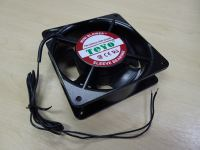 "TOYO COOLING FAN TM-120S1S-18W-A240D 4"" 220/240V VIDEO FAN"