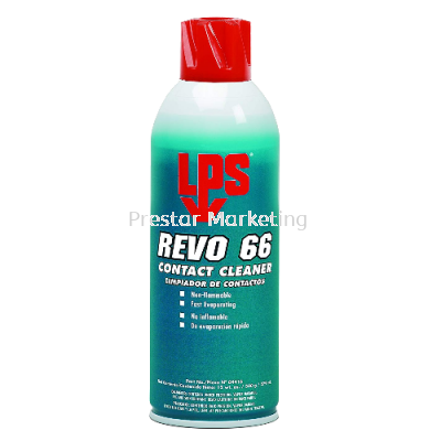 LPS REVO 66 CONTACT CLEANER 04416