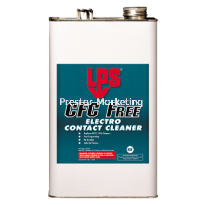 LPS CFC FREE CONTACT CLEANER 03101