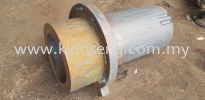 Ductile iron casting 4000 Counter shaft housing Ductile Iron Casting