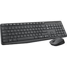 Logitech MK235 KEYBOARD MOUSE WIRELESS