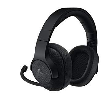 Logitech G433 7.1 WIRED SURROUND GAMING HEADSET-BLACK