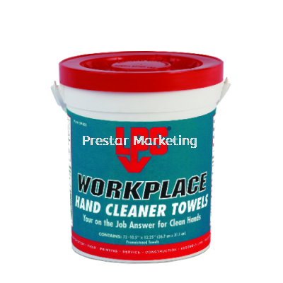 WORKPLACE HAND CLEANER 72 TOWEL BUCKET 09200