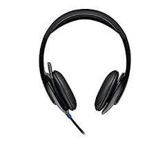 Logitech H540 Headset USB BLACK-AP