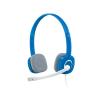 Logitech H150 Headset Sky Blue-AP Logitech Headset