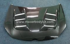 VOLKSWAGEN GOLF MK6 SPORTY FRONT BONNET CARBON
