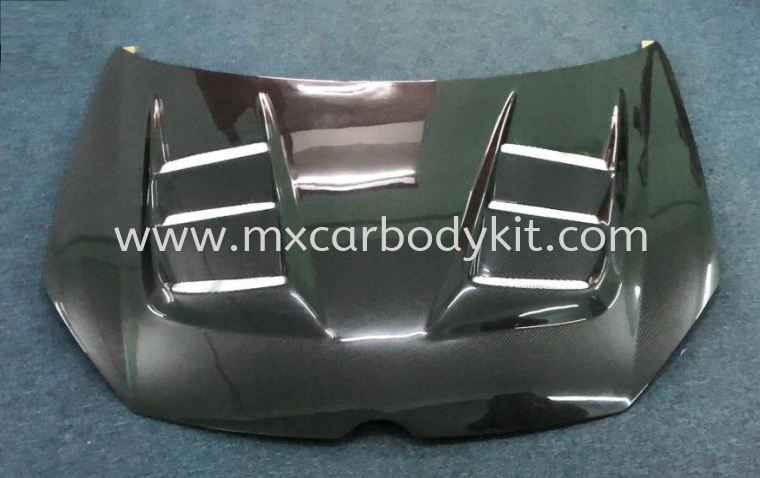 VOLKSWAGEN GOLF MK6 SPORTY FRONT BONNET CARBON  GOLF VOLKSWAGEN