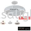 NSB FAN AURA WHITE NSB CEILING FAN / KIPAS SILING