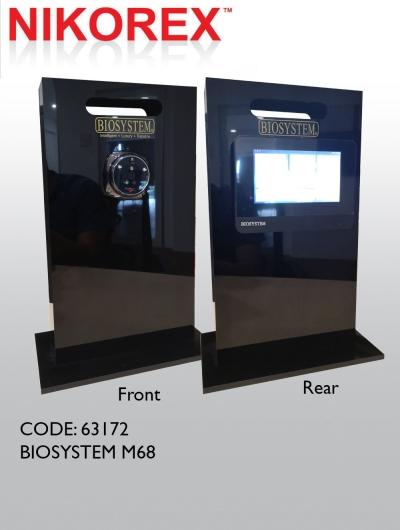 63172 - BIOSYSTEM M68 Door Peephole Viewer