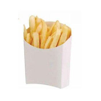 Paper French Fry Box