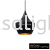 NSB-ZC1516-BK+GD-B Loft Industry Pendant Light LOFT INDUSTRY LIGHT