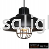 TLS-3366-BK Loft Industry Pendant Light LOFT INDUSTRY LIGHT