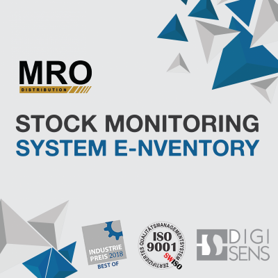 Stock Monitoring E-NVENTORY