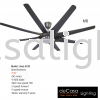 "FANCO FAN A100 100"" MB Fanco CEILING FAN / KIPAS SILING"