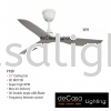 FANCO FAN F159 WHITE Fanco CEILING FAN / KIPAS SILING