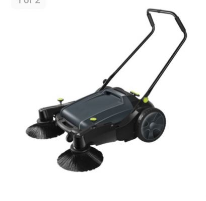 SW800 Manual Sweeper