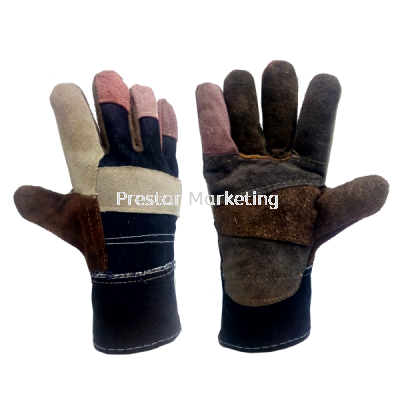 OREX - LEATHER & JEANS GLOVE