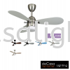 "NSB WIWI 38"" FAN ST WHITE NSB CEILING FAN / KIPAS SILING"