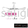 Swish Nsb Ceiling Fan - White NSB CEILING FAN / KIPAS SILING