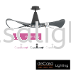 Swish Nsb Ceiling Fan - Black NSB CEILING FAN / KIPAS SILING