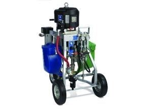 XP70 and XP70-hf Plural-Component Sprayers