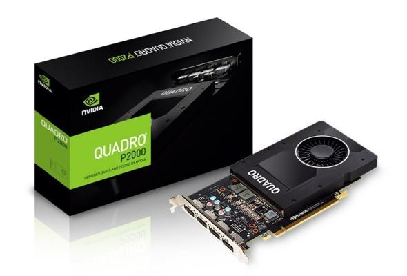 NVIDIA Quadro P2000 (5GB D5/160bit)