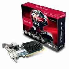 SAPPHIRE R5 230 1GB D3 PCI-E HDMI DVI-D With LP Bracket