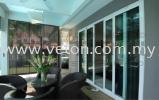 MULTI SLIDING DOOR Doors Doors / Window / Shower Screen Office Renovation